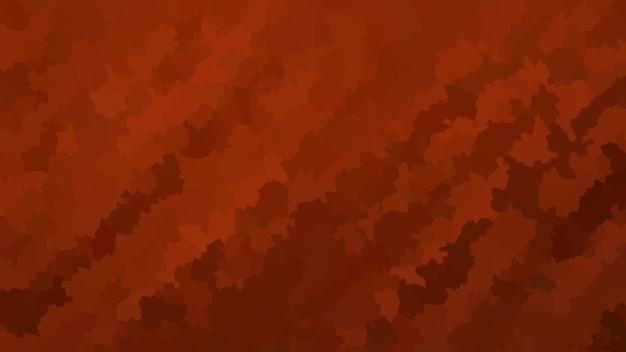 Bruin mozaïek abstracte textuur achtergrond, patroon achtergrond van gradiënt behang