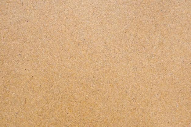 Bruin papier eco gerecycled kraft blad textuur achtergrond