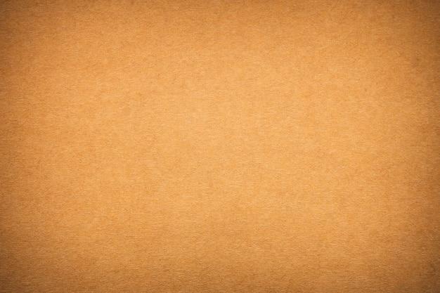 Bruin papier of karton textuur achtergrond.