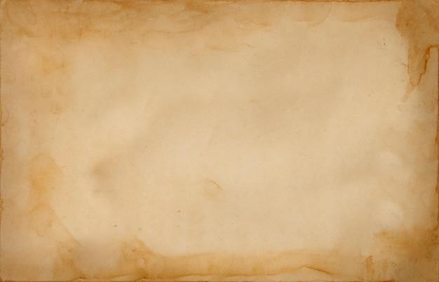 Bruin papyruspapier