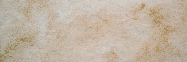 Bruine aquarel achtergrond, aquarel schilderij zachte textuur op natte witte papier achtergrond
