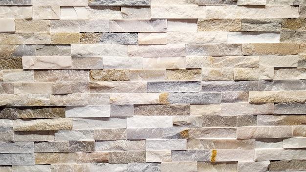 Bruine baksteen gekleurde muurtextuur