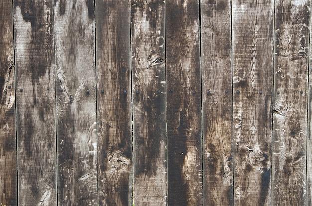 Bruine houten achtergrond met natuurlijke patronen