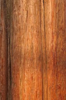 Bruine houten de textuurachtergrond van azië