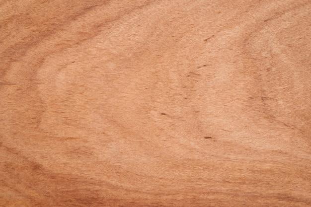 Bruine houten textuurachtergrond die uit natuurlijke boom komt. abstracte houten paneel