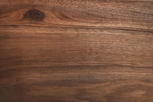 Bruine houten textuurachtergrond die uit natuurlijke boom komt.