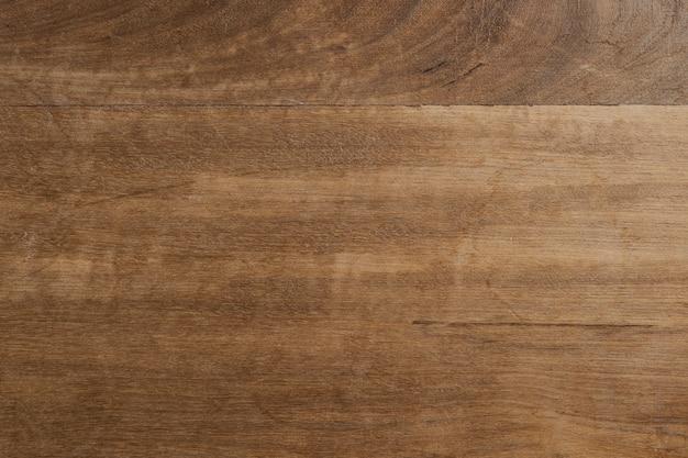 Bruine houten vloer