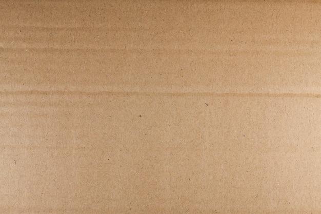 Bruine kartonnen textuur recyclen.