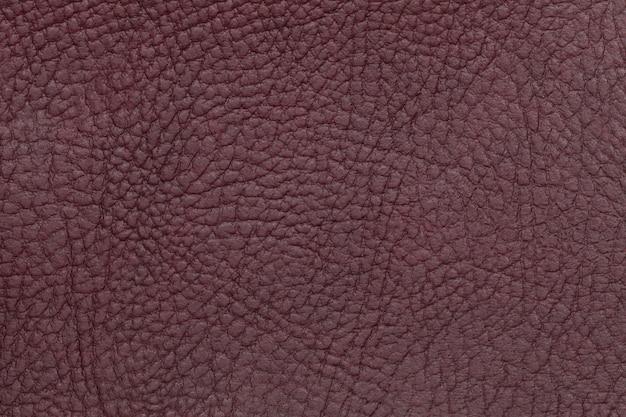 Bruine lederen textuur