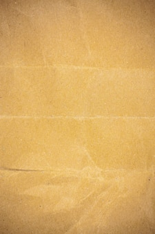 Bruine papieren achtergrond.