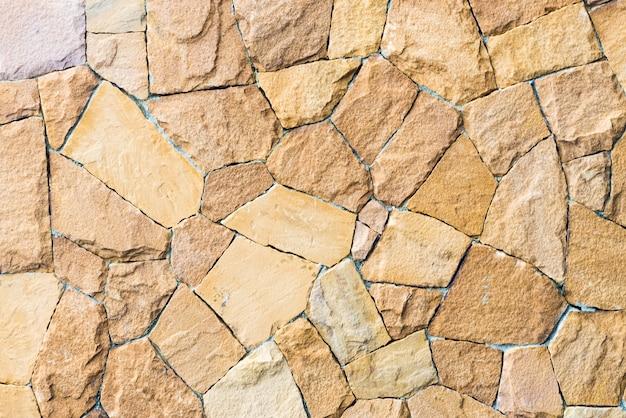 Bruine steen modern patroon baksteen