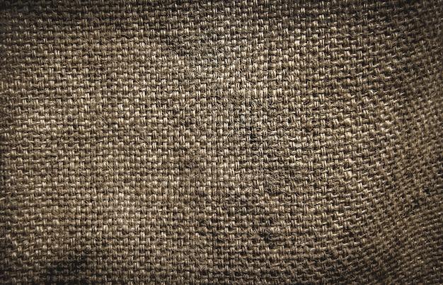 Bruine zak textuur