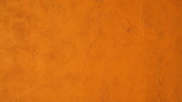 Bruinoranje rode textuur van stucwerk ventiano