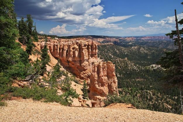 Bryce canyon in utah, verenigde staten