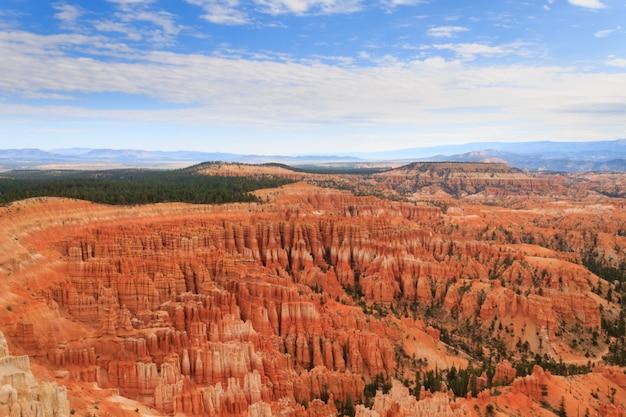 Bryce canyon national park, verenigde staten