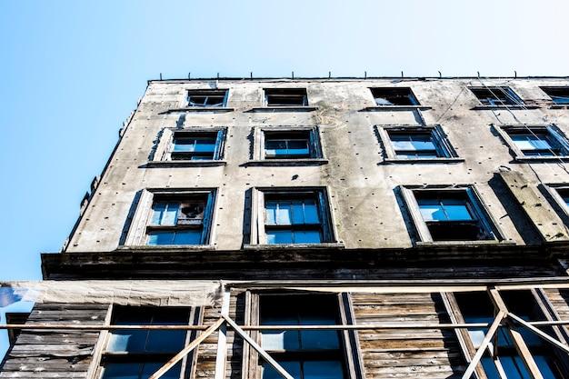 Buitenkant van het gebouw van istanbul