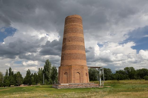 Burana-toren. kyrgyzstan.
