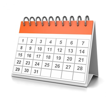 Bureau kalender
