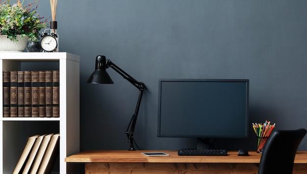 Bureau op de werkplek