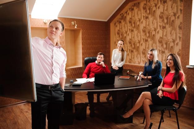 Business coach bedrijf opleiding voor personeel
