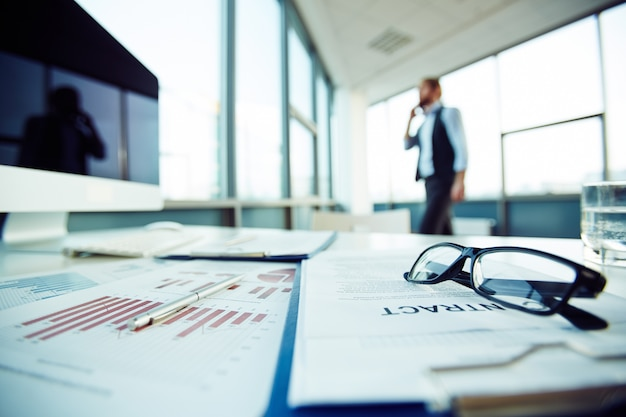 Business objects op de werkplek