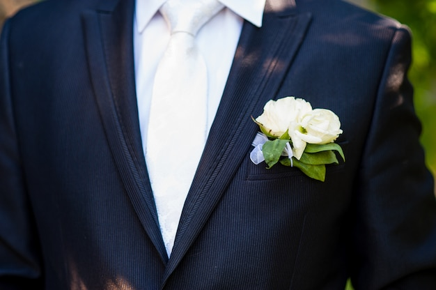 Butanerka bruidegom.