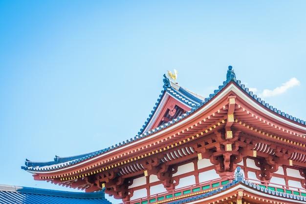 Byodo-in temple kyoto, japan