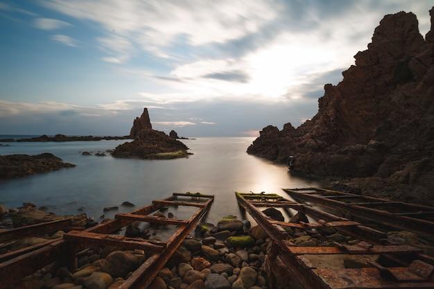 Cabo de gata, sirens reef (arrecife de las sirenas)