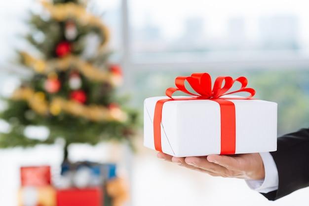 Cadeau voor het nieuwe jaar