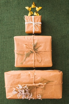 Cadeaus in verschillende maten
