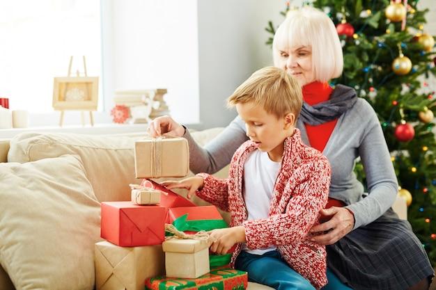 Cadeaus voor kerst