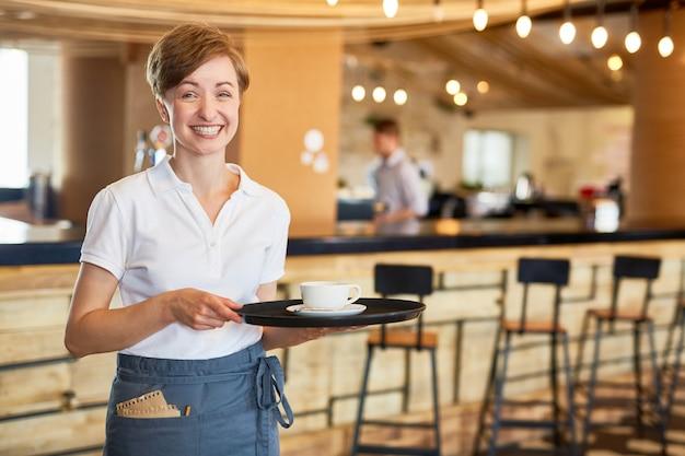Cafe personeel