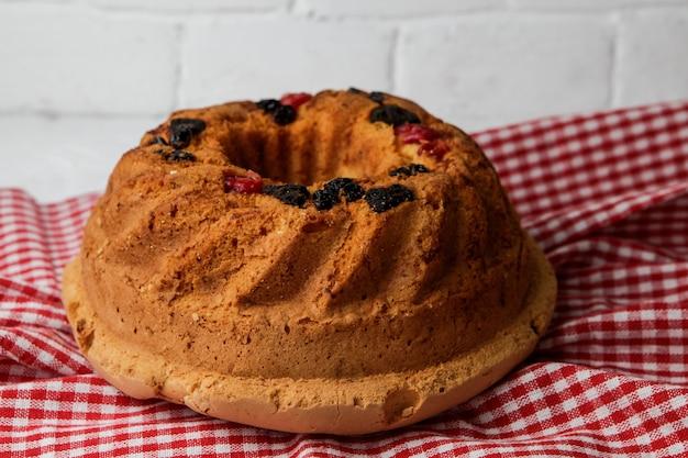 Cake met vod