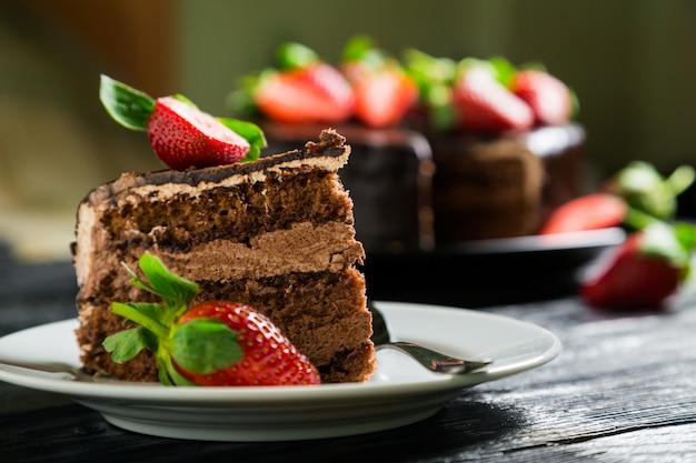 Cake Premium Foto