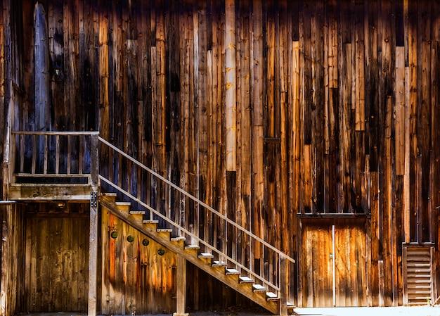 California columbia een echte oude western gold rush town