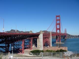 Californië, bayarea, famouslandmarks