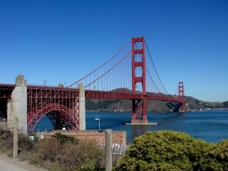 Californië, sanfrancisco, beroemd