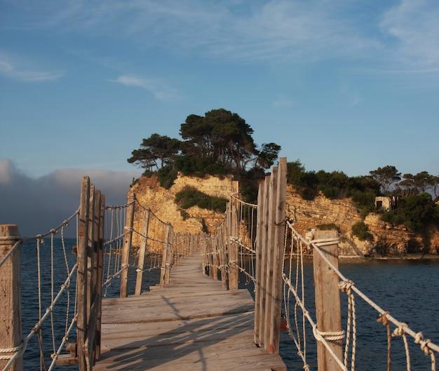 Cameo zakynthos eiland, griekenland