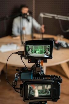 Camera filmen
