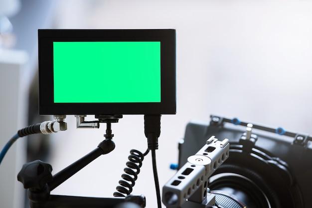 Camera in panoramaweergave opnemen of filmen