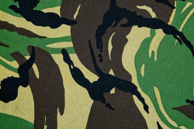 Camouflage patroon achtergrond of textuur