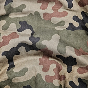 Camouflage patroon achtergrond of textuur