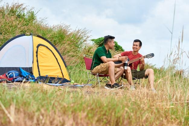 Campingvrienden