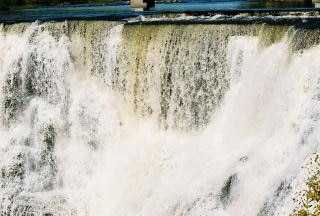 Canadese waterval