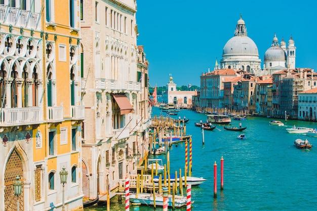 Canal grande in venetië