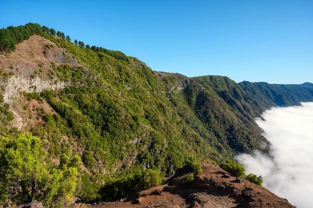 Canarische eilanden - schilderachtig landschap