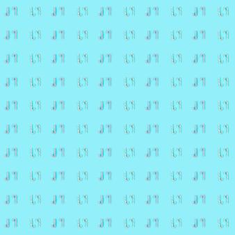 Candy cane naadloze kerst patroon op blauwe achtergrond.