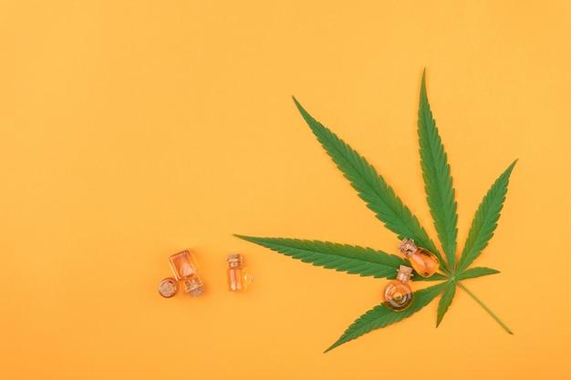Cannabis, cannabisolie-extracten in potten