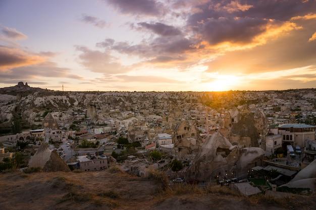 Cappadocia berg turkije