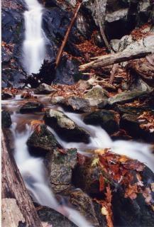 Cascades waterval
